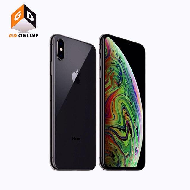 "Genuine Original Apple iPhone XS 5.8"" RAM 4GB ROM 64GB/256GB/512GB Smartphone Hexa Core IOS A12 Bionic NFC LTE 4G Cell Phone 4"