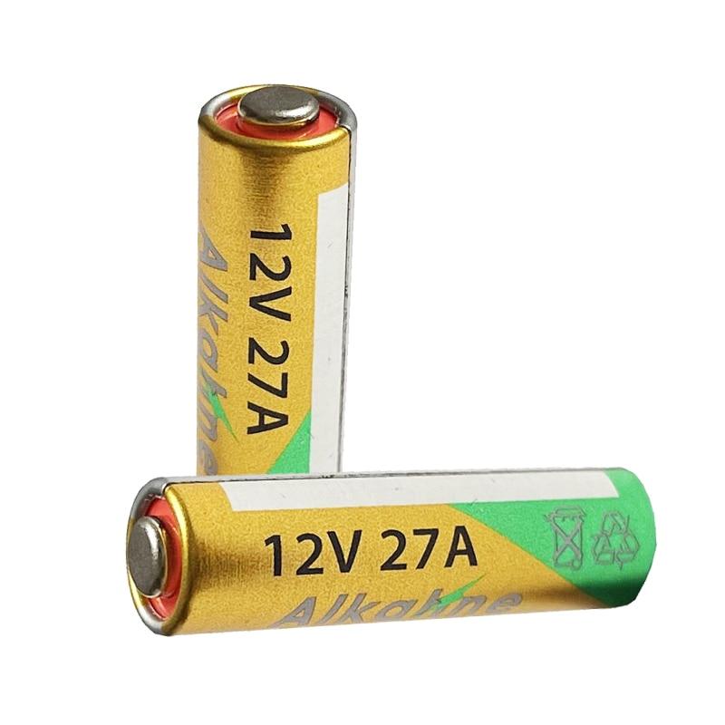 2 uds 12V 27A Batería alcalina G27A MN27 MS27 GP27A A27 L828...