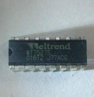 ¡Entrega Gratuita! WT7527 WT7527S IC componentes del chip en 16 pies