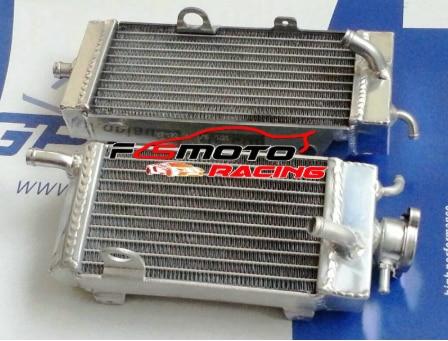 Алюминиевый гоночный радиатор L & R с крышкой для комплекта YAMAHA WR200 WR200RD WR 200 1992 92, Новинка