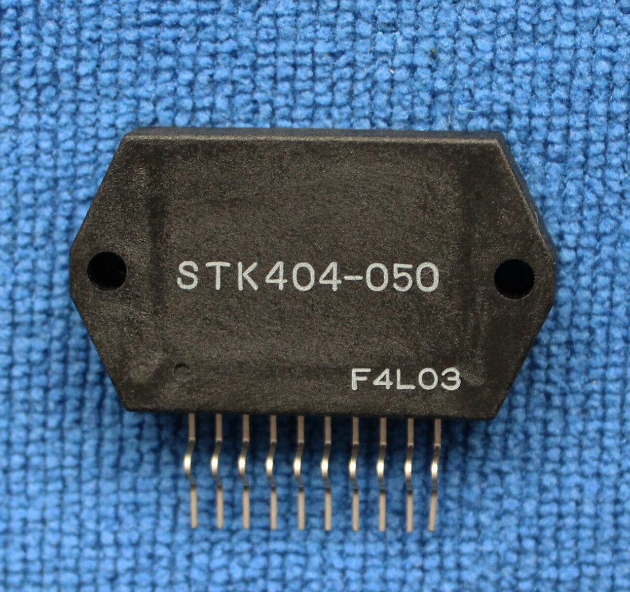 100% New original: STK404-050  amplifier thick film module
