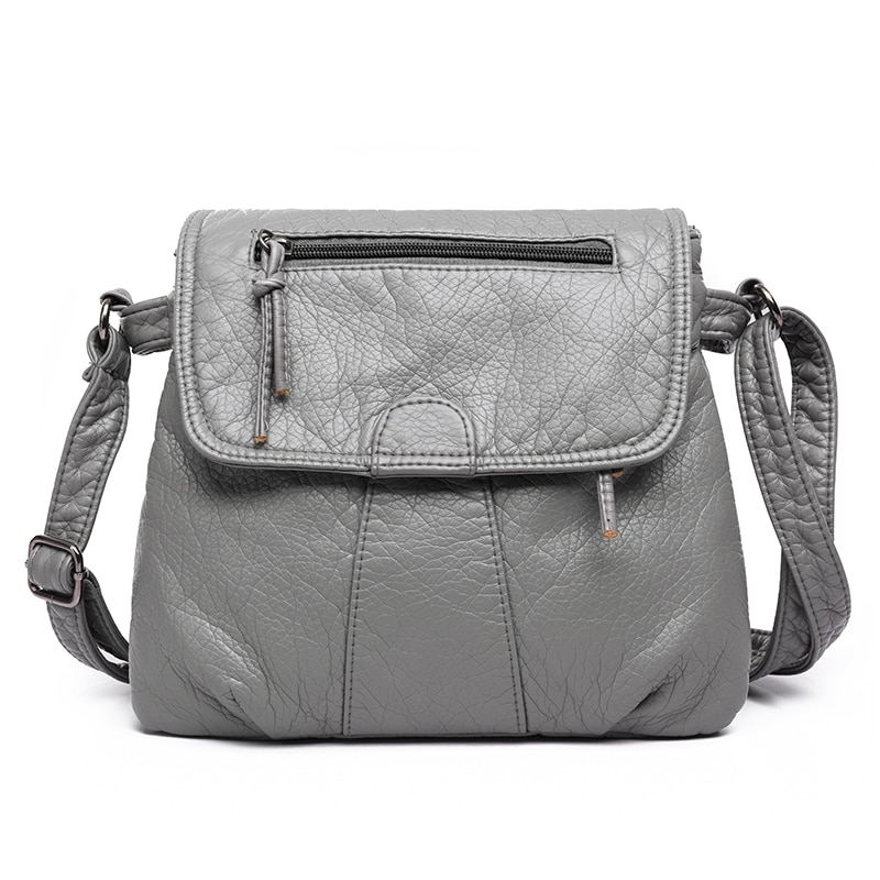 Brand Designer Women's Bags 2020 High Quality Crossbody Bag Soft PU Leather Shoulder Bag Fashion Women Bags Handbags Purses