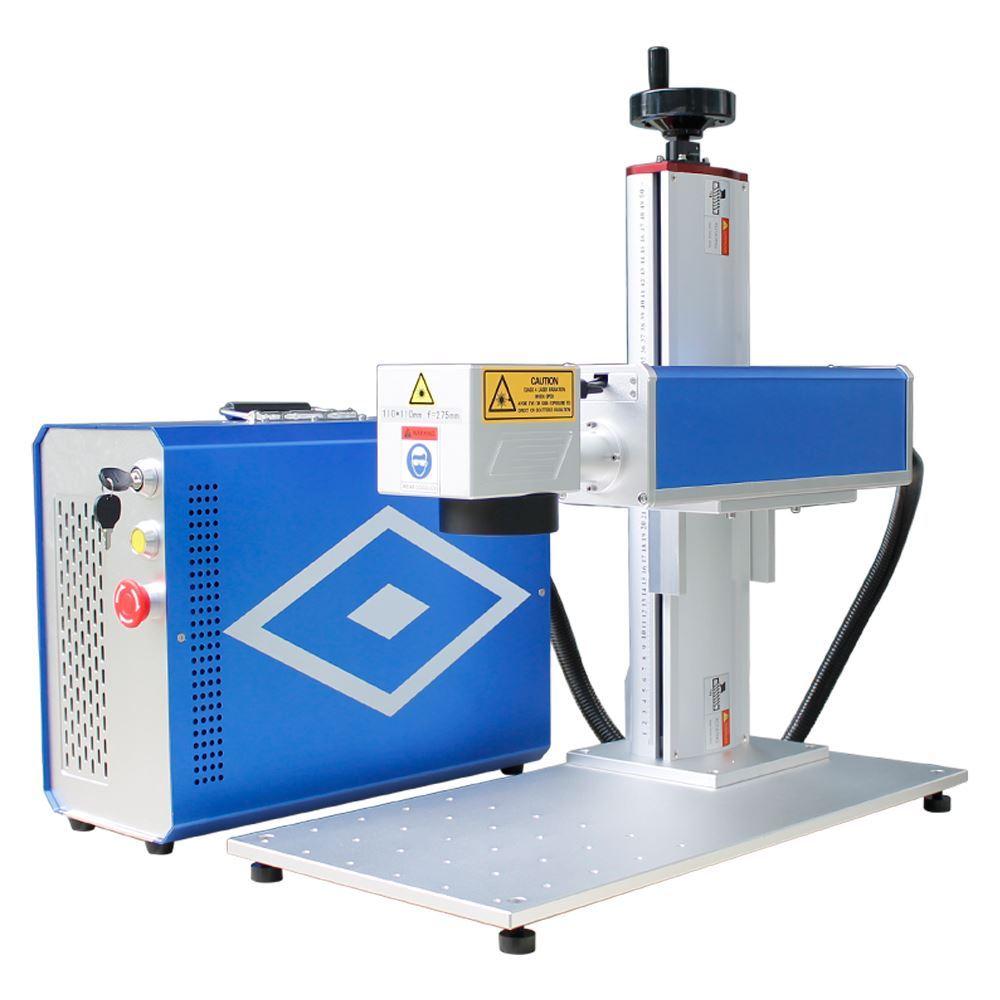 Волоконно-лазерный гравер 20 Вт/30 Вт/50 Вт, волоконно-лазерная гравировка, волоконно-лазерная маркировочная машина, волоконный лазерный марке...