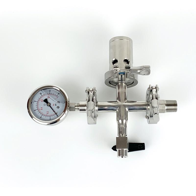 مجموعة أمان لخزان سترة البخار SS304