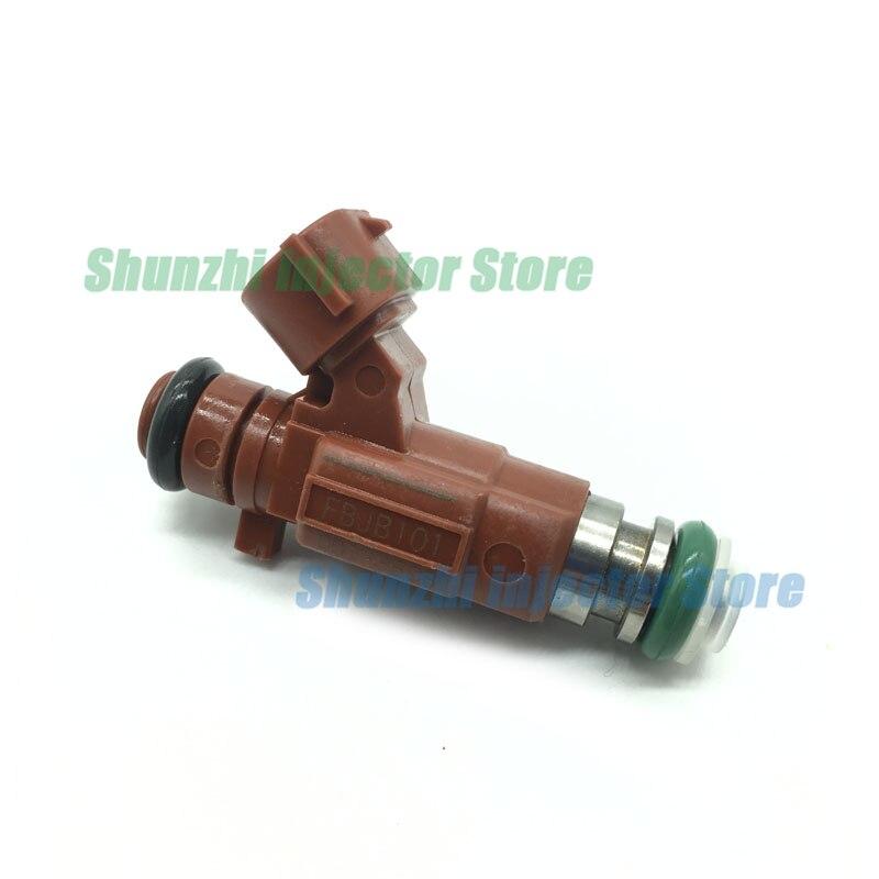Boquilla DE inyector DE combustible para NISSAN March Micra tipo BNK12 CR14 (DE) motor FBJB101