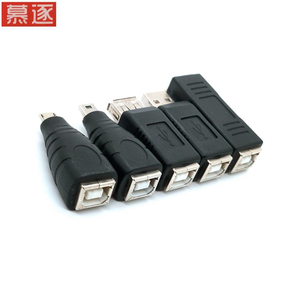 1 unidad nuevo USB tipo A hembra A escáner de Impresora Tipo...