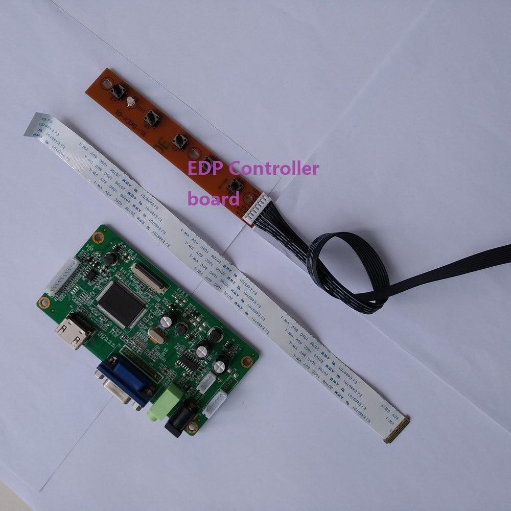 ل NV156FHM-N4C رصد سائق EDP HDMI شاشة عرض LED EDP LCD DIY عدة VGA 1920X1080 30Pin 15.6
