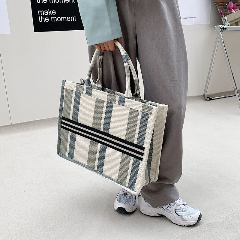 S.IKRR عالية السعة أكياس التسوق القماشية للنساء 2020 مركب حقيبة سيدة السفر Crossbody حقائب كتف حقيبة يد بسيطة الإناث