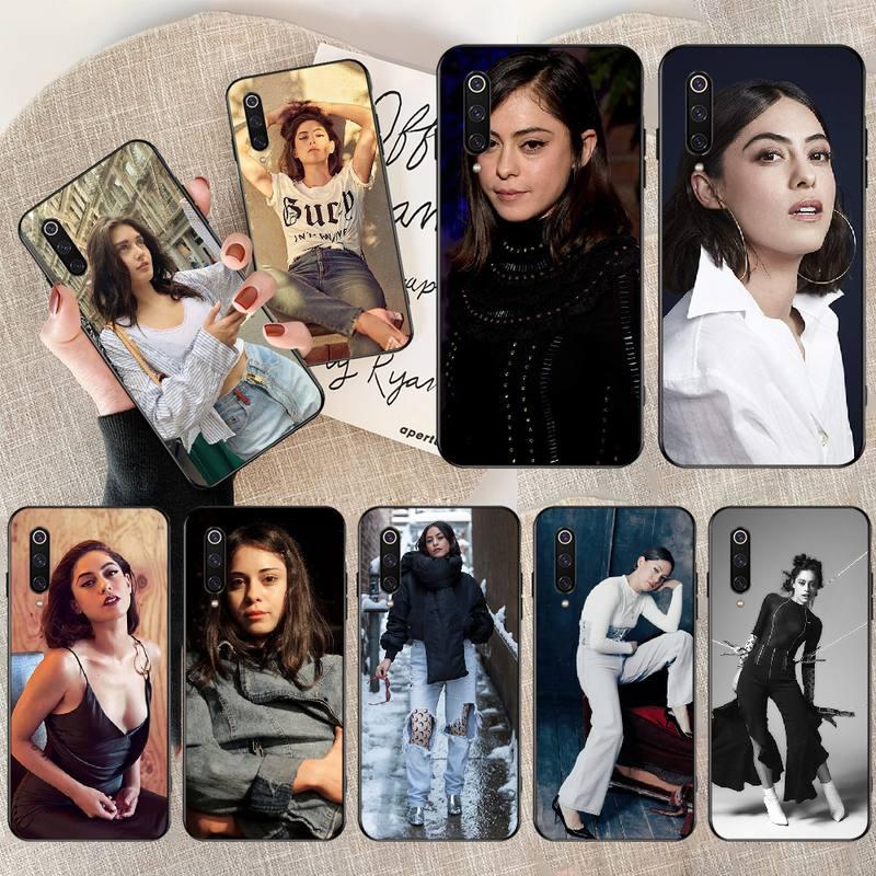 NBDRUICAI Rosa Bianca Salazar suave silicona TPU teléfono cubierta para Xiaomi Mi9...