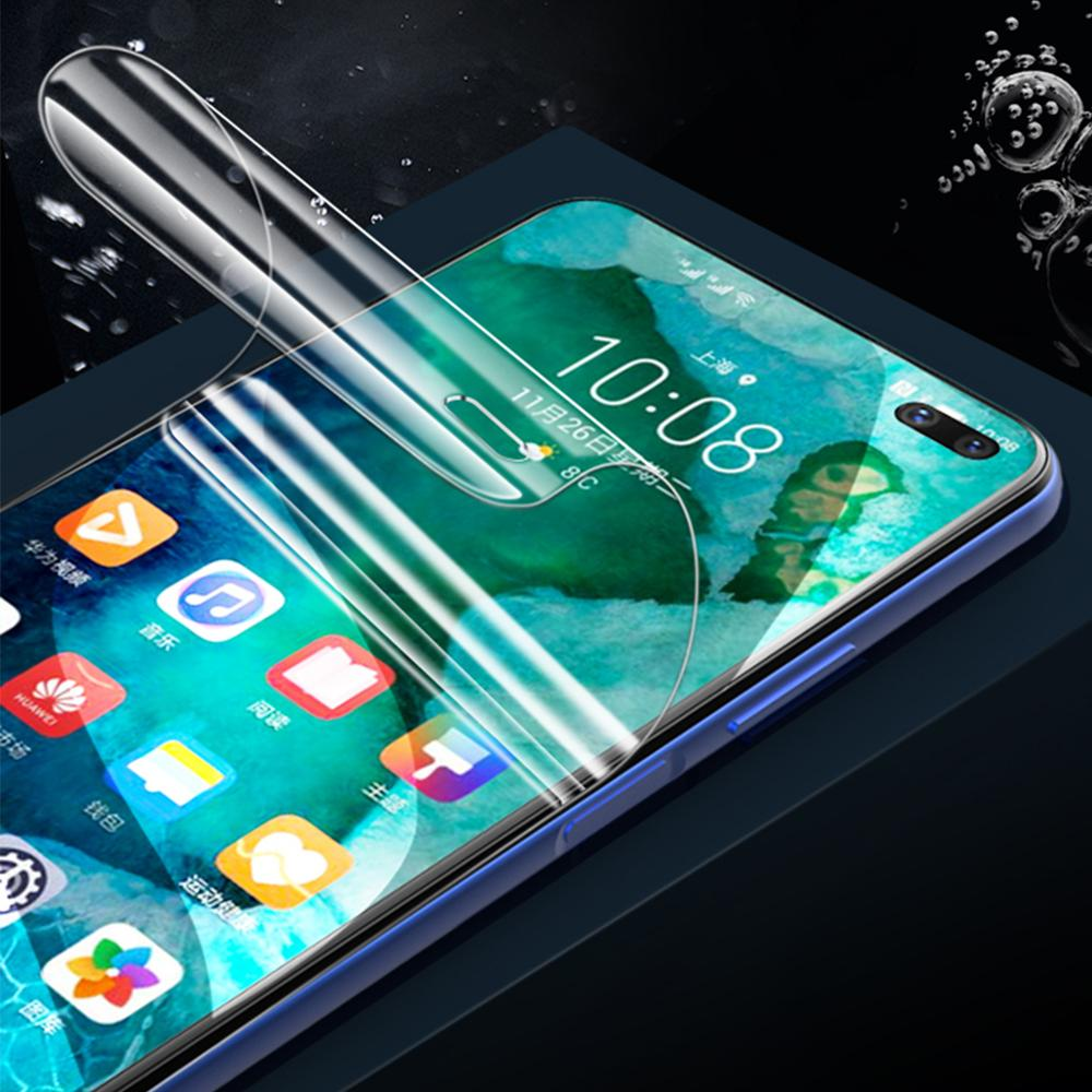 11D Soft Hydrogel Film Screen Protector for Xiaomi Pocophone POCO F2 Pro X2 Full Cover Protective Foil Gel Film Not Glass