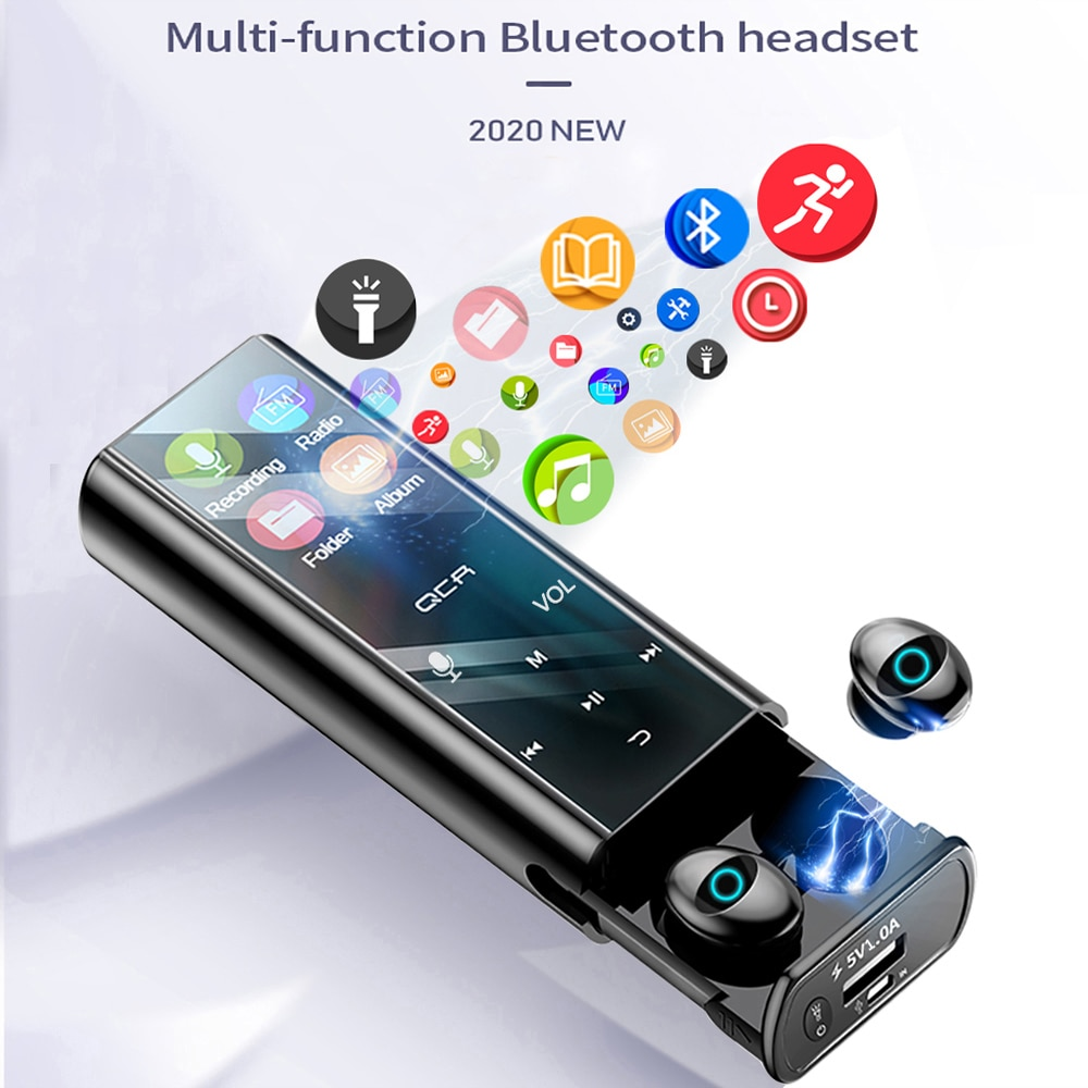 Auriculares Q1 con bluetooth cascos con reproductor MP3... cabezal IPX7... impermeables... 9D......