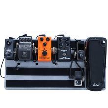 Guitare pédale conseil maîtrise effet Pedalboard RockBoard cacher puissance guitare effets pédales planches sacs de rangement