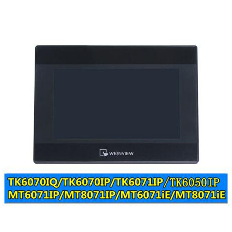 Nuevo orignal TK6071iQ HMI pantalla táctil 7 800*480 reemplazar TK6070iQ USB Host nueva interfaz de máquina humana