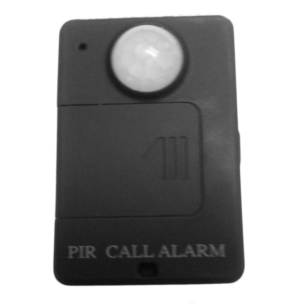 2021 Mini GSM PIR Alarm Motion Sensor Alarm Infrared Wireless GSM Alarm Anti-theft Motion Detector With EU Plug High Sensitivity enlarge