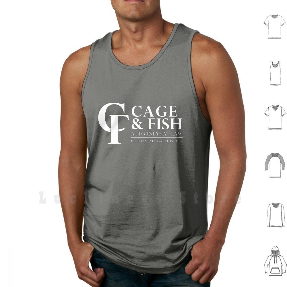 Camiseta sin mangas con estampado de Alien Mcbeal, chaleco 100% de algodón...