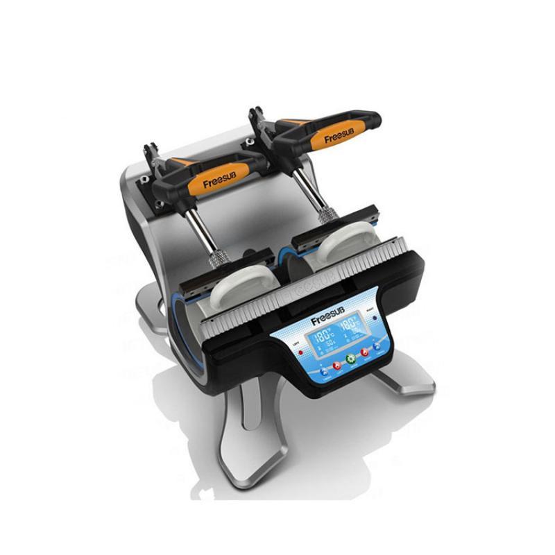 ST-210 Automatic Double station heat transfer machine baking cup machine heat transfer heat transfer machine mug machine