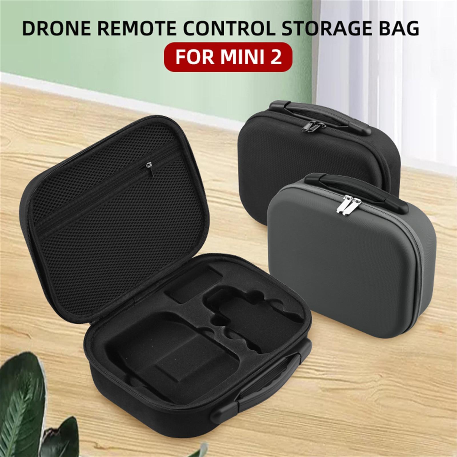Portable Waterproof Mavic Mini 2 Hard Shell Drone Handbag Shoulder Bag Carry Box Case For Dji Mini 2