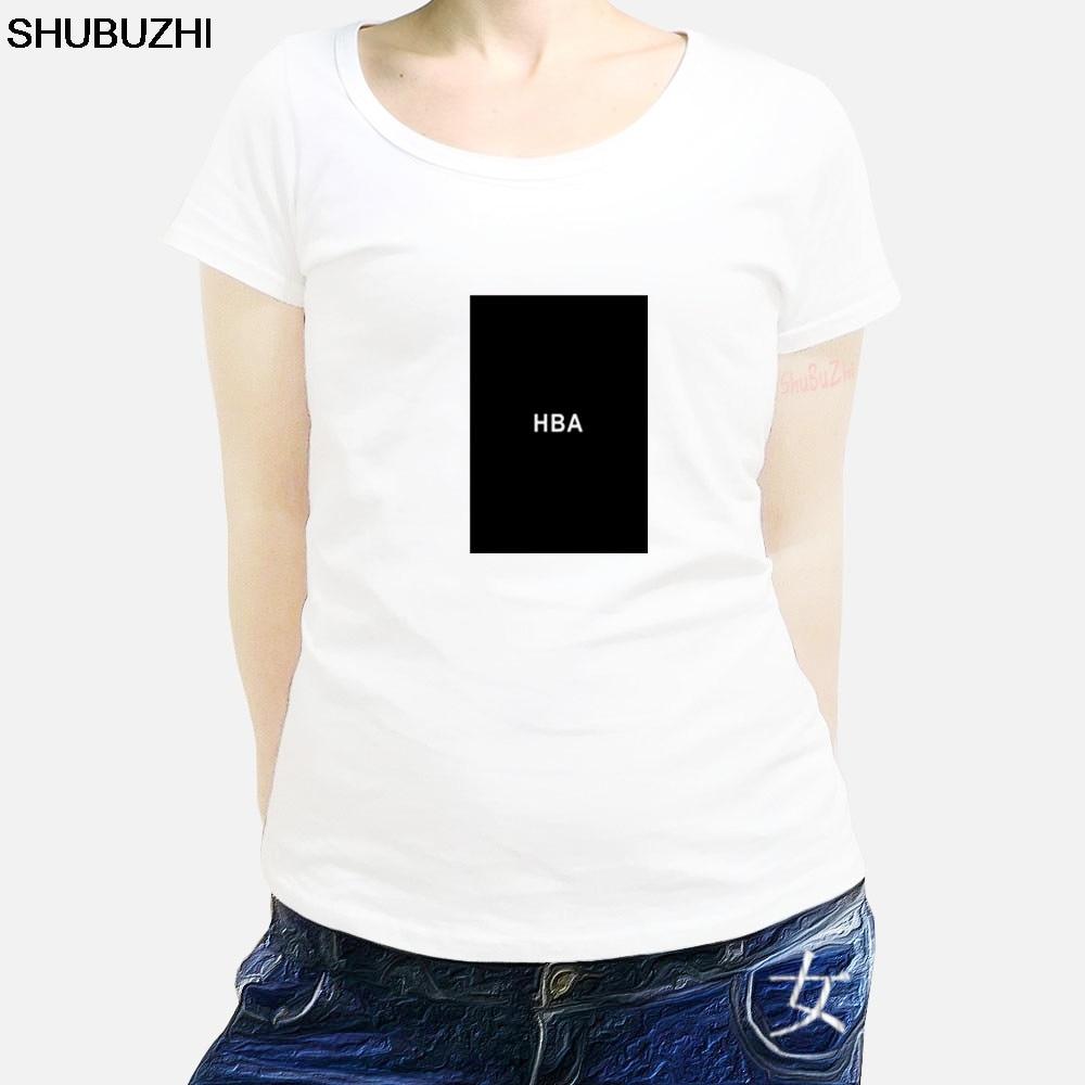 Camiseta de marca de lujo de moda para mujer por aire verano HBA Big box camisetas hombres DGK camiseta ktz bandana camiseta sbz613