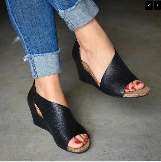 Vertvie sandálias plataforma femininas, sapatos de salto, sandálias para mulheres, sapatos de verão, espadrille, sandálias femininas, 2020