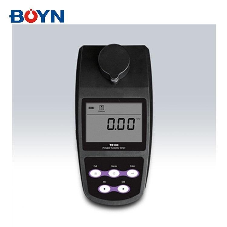 Высокопроизводительный портативный измеритель мутности TB100