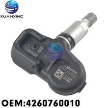 4260760010 czujnik ciśnienia w oponach System monitorowania TOYOTA Lexus 433MHz PMV-C215