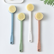 Bath Brush Back Body Bath Shower Sponge Scrubber Brushes with Handle Exfoliating Scrub Skin Massager
