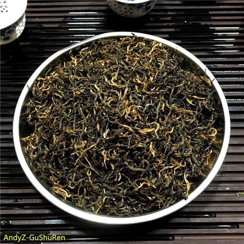 Té Negro chino Ying Hong 9 de 2020, té Oolong Superior, comida verde orgánica Natural para el cuidado de la salud, té para perder peso Kung Fu