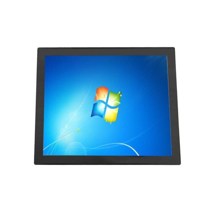 10.4 بوصة IP65 الإطار الأمامي مقاوم للماء فتح الإطار الصناعي lcd شاشة تعمل باللمس شاشات كريستال بلورية