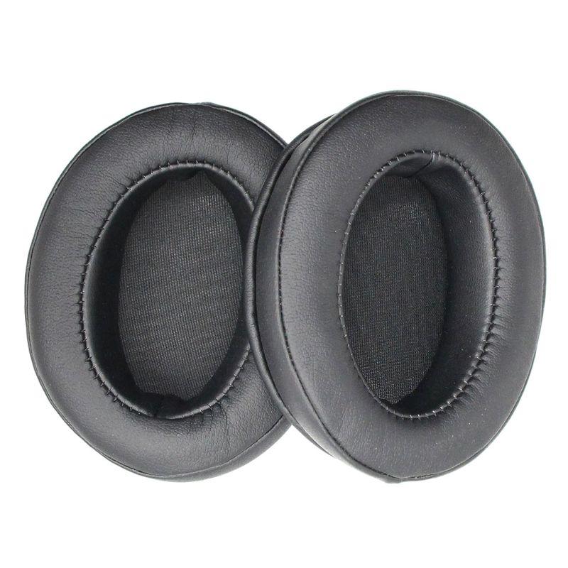 Capa de Almofada Almofadas de Espuma de Memória Macio para o Impulso Fones de Ouvido 1 Par Pad 2.0