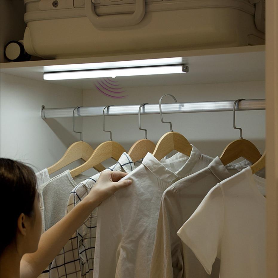 pir-sensore-di-movimento-led-sotto-luce-del-governo-auto-on-off-6-10-led-98-190mm-per-la-cucina-camera-da-letto-armadio-guardaroba-luci-notturne