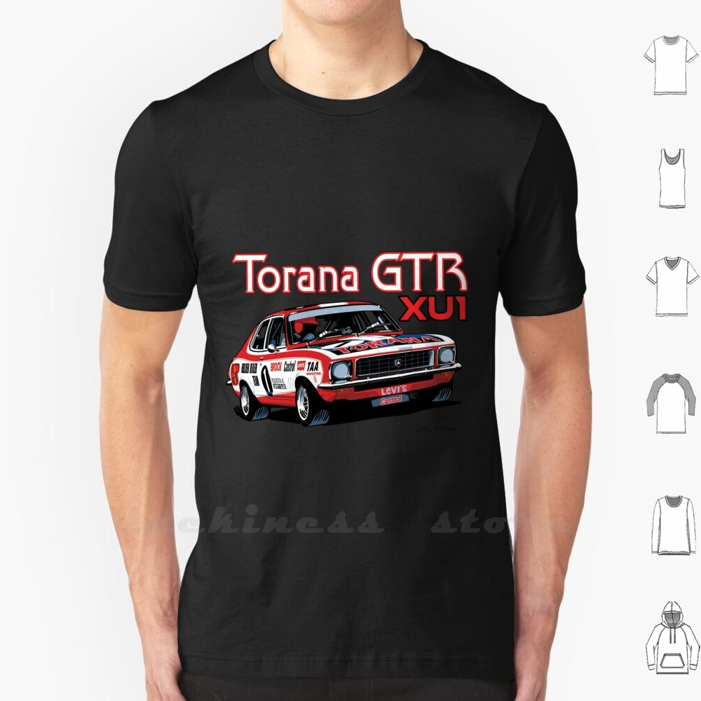 Holden torana gtr xu1 peter brock t camisa masculina mulher adolescente de algodão 6xl holden torana xu1 torana torrie carros clássicos australianos