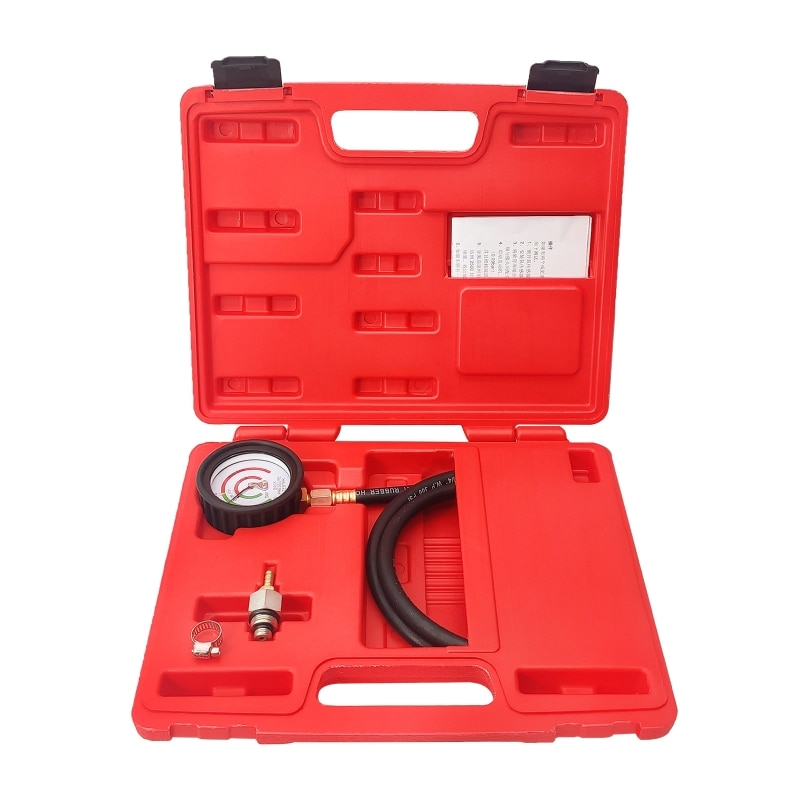 العادم الخلفي اختبار الضغط قياس الضغط أداة قياس ثلاثة طريقة كشف الانسداد الحفاز الجدول العملي 896B
