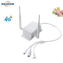 IP66 wodoodporny odblokowany Router 3G 4G z 3 antenami 5dbi przemysł 4G moduł bezprzewodowy Router wi-fi kamera IP AHD