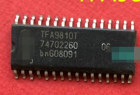 100% NEUE Freies verschiffen TFA9810T SOP32