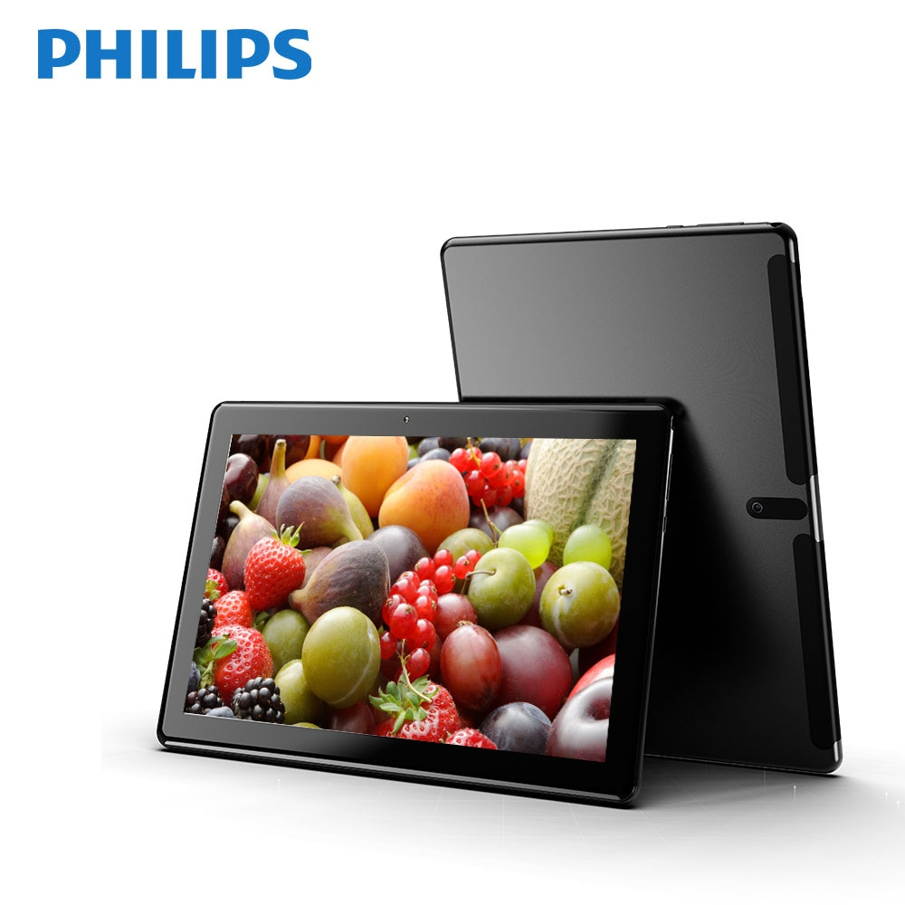 Philips Original Tablets Android 10.1 Inch Kids PC Octa Core RAM 3GB ROM32GB 1920*1200 FHD
