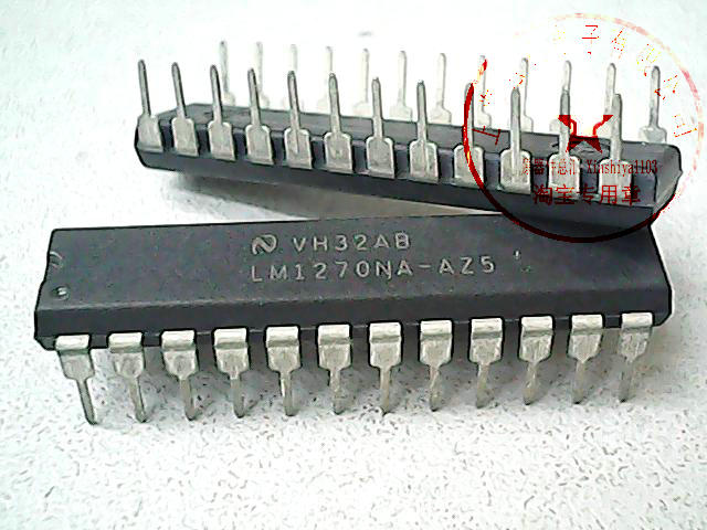 5pcs LM1270NA-A25 DIP-24