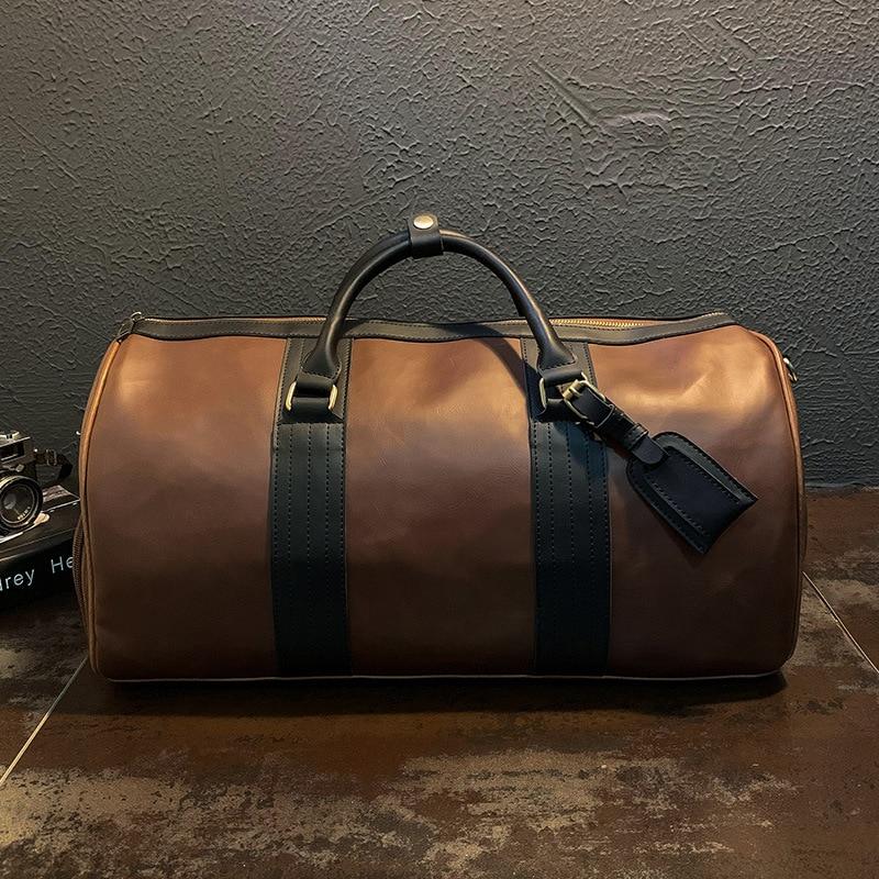 Новая стильная деловая сумка Повседневная модная для путешествий|Дорожные