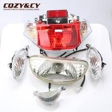 Фонари, задние фонари, сигналы поворота и декоративные фонари для Baotian BTM BT50 фары для мотороллера 50cc 49cc