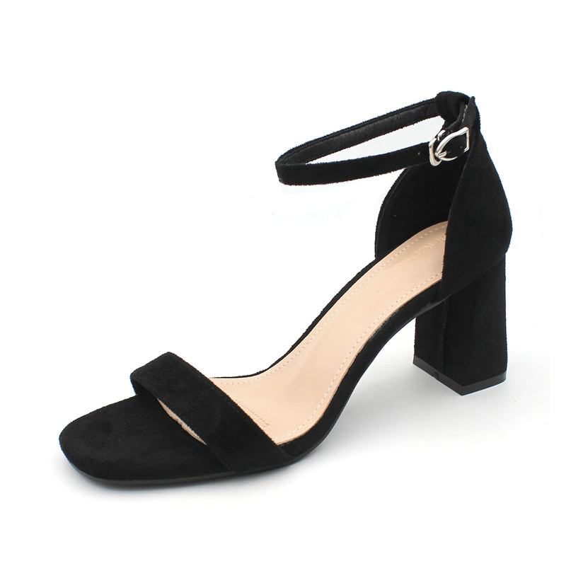 2020 S83010 Summer Rome Style sandals Open Toe Sexy Nightclub Stiletto Female Pump Women's Shoes