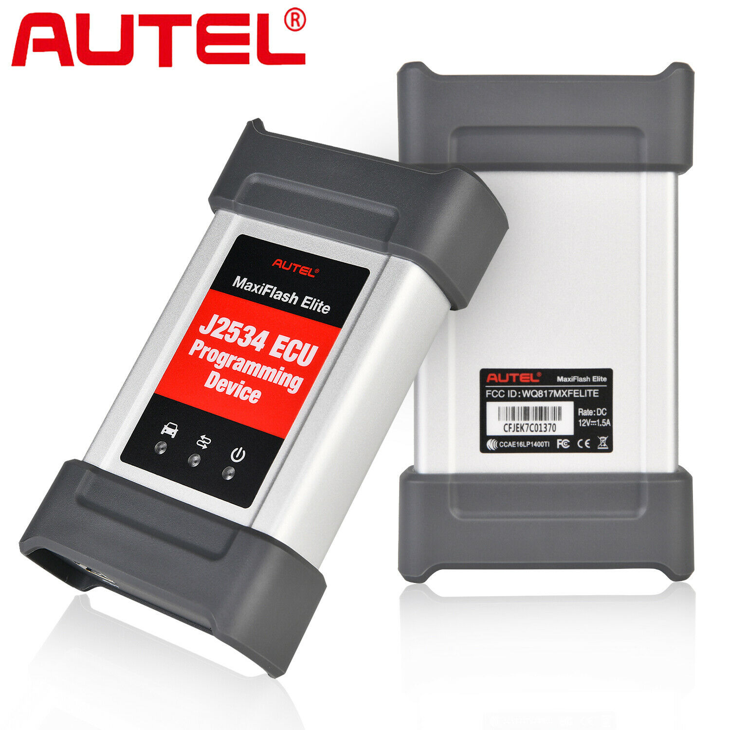 Autel MaxiFlash Elite J2534 ECU Programming Tool For MS908P MK908 Original