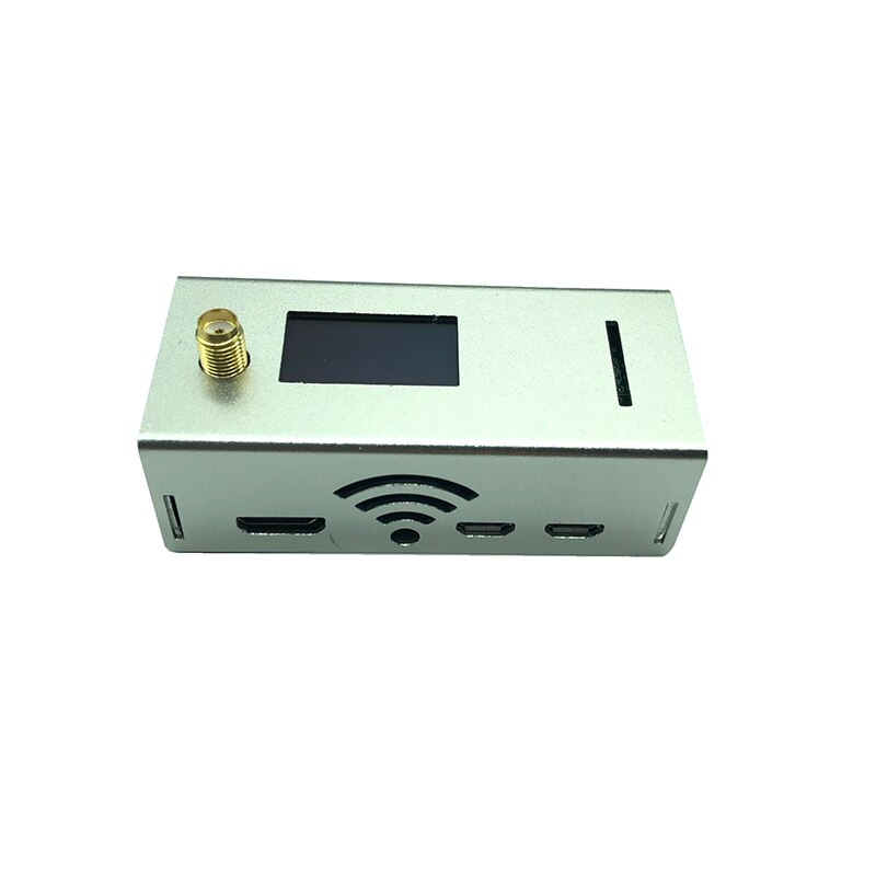 Assembled MMDVM V1.7 Hotspot Support P25 DMR YSF NXDN + Raspberry pi zero w +OLED +Antenna + 16G SD card + Case