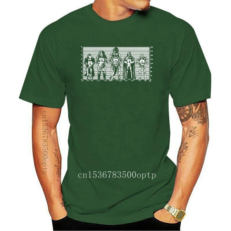 New Neu Rare Movie Villains T-Shirt S - 3Xl Aliens Predator Terminator T-Shirt S-3Xl Top Christmas Gifts Tee Shirt
