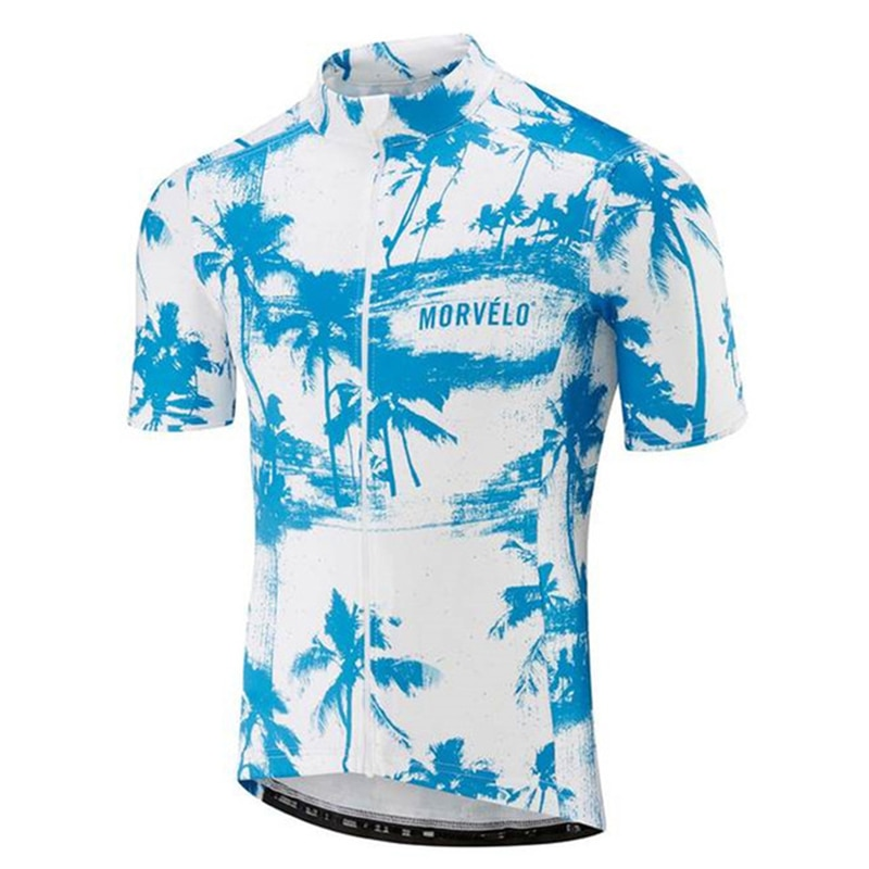 MORVELO-Camiseta De Ciclismo para hombre, ropa deportiva para el verano, 2020