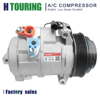 For 10S17C air conditioning compressor Mercedes sprinter 2500 3500 906 351125181 68012250 A0012307111 0002344011 A0002344011