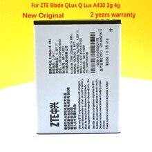 New Original Battery For ZTE Blade QLux Q Lux A430 Q Lux 3g 4g Li3822T43P3h675053 2200mah Mobile Pho