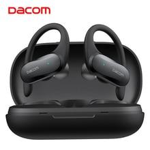 DACOM G05 tws Touch sans fil écouteurs IPX5 étanche Sport basse Bluetooth casque antibruit écouteur avec crochet doreille