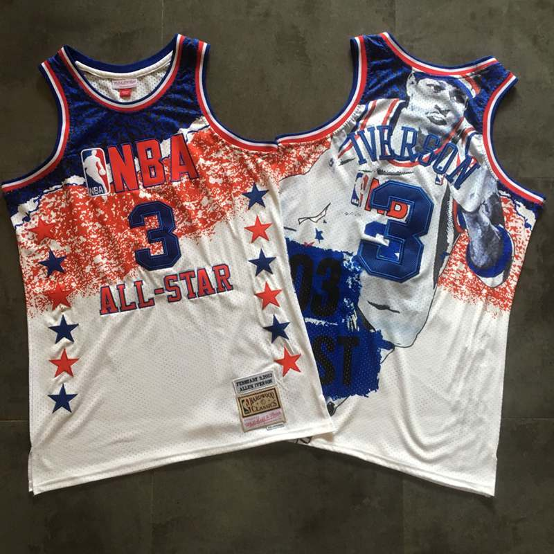 Camiseta de baloncesto para hombre, Jersey de malla Retro Swingman, bordado, costura...