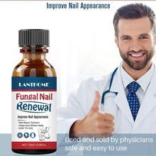 LANBENA 10ml Nail Repair Essence Serum Toe Nourishing Onychomycosis Nail Hand Care Brighten Foot Tre