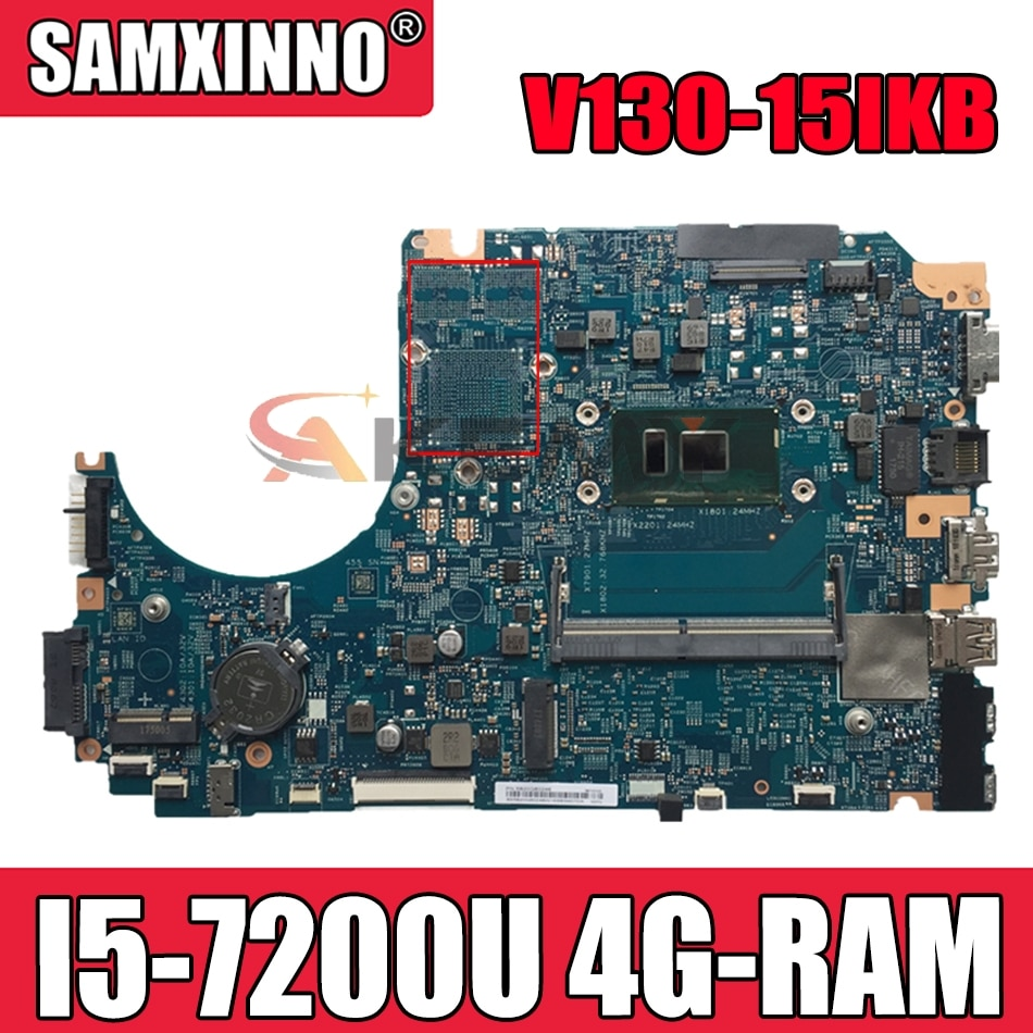 LV315KB MB ?????? V130-15IKB ?????? ??????? 17807-3M 448.0DC05.003M W/ I5-7200U 4G-RAM 100% ?????? ??????? FRU: 5B20R33550