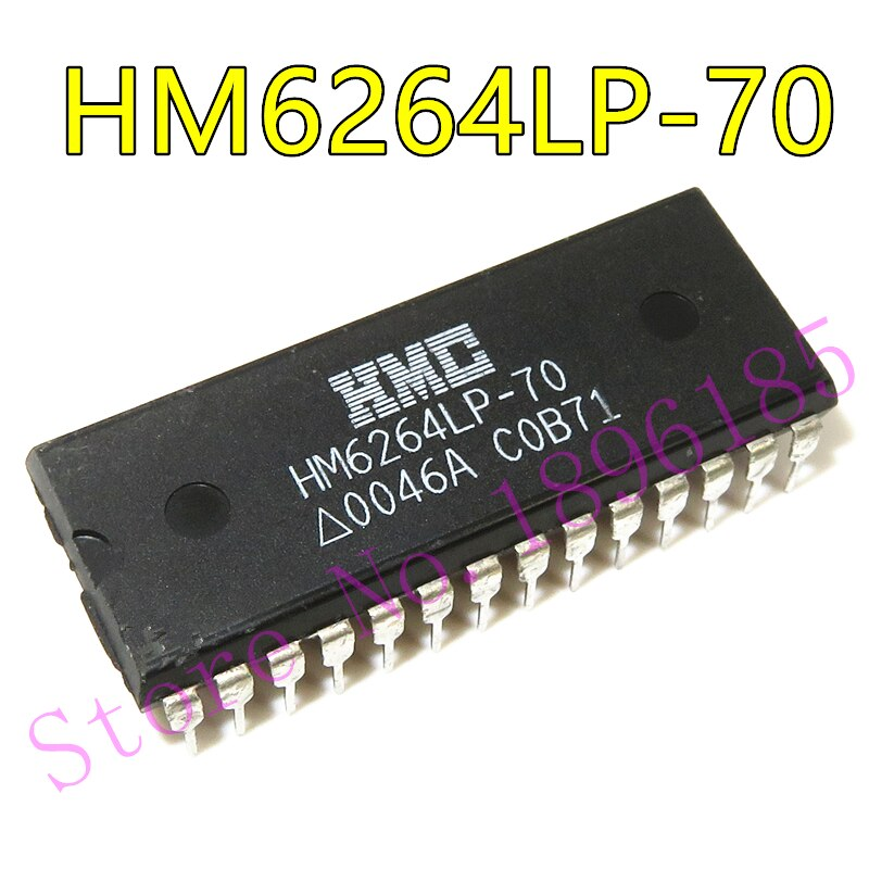 HM6264LP-70 HM6264 DIP28